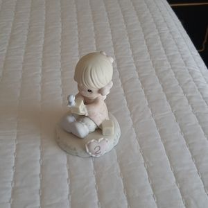 "Precious moments ""Age 2"" figurine"